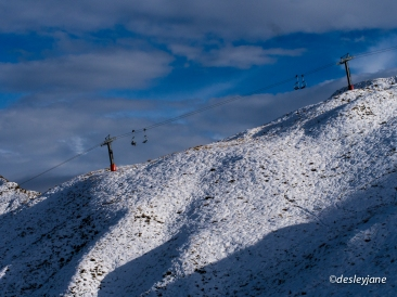 Coronet Peak, Queenstown, New Zealand