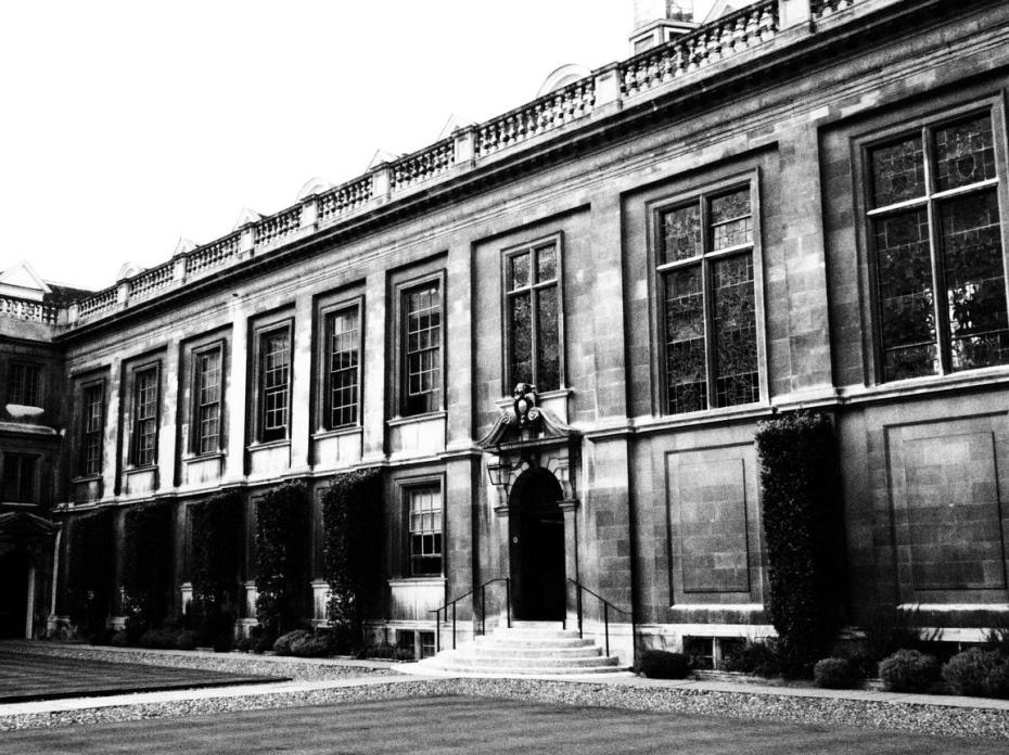 Clare College, Cambridge, UK