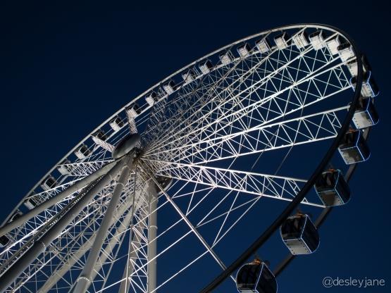 Brisbane Wheel, Australia