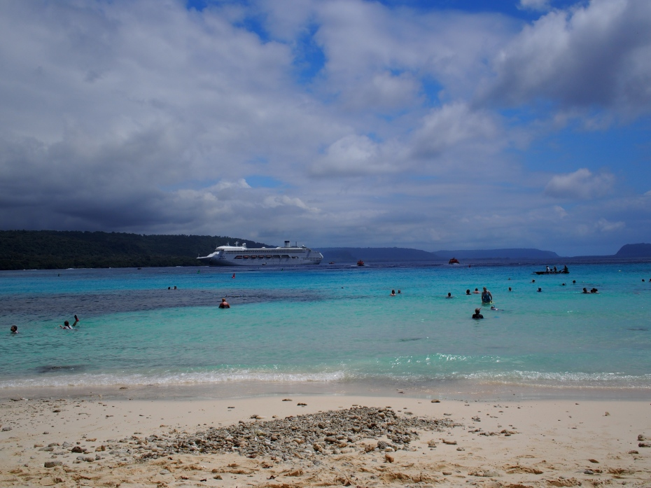 Champagne Bay, South Pacific