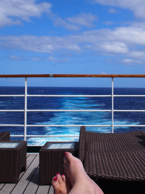 P&O Cruise to NZ