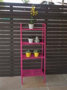 Pink Gardening.