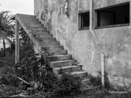 Stairway to Nowhere. 17mm f/13 1/25s ISO200