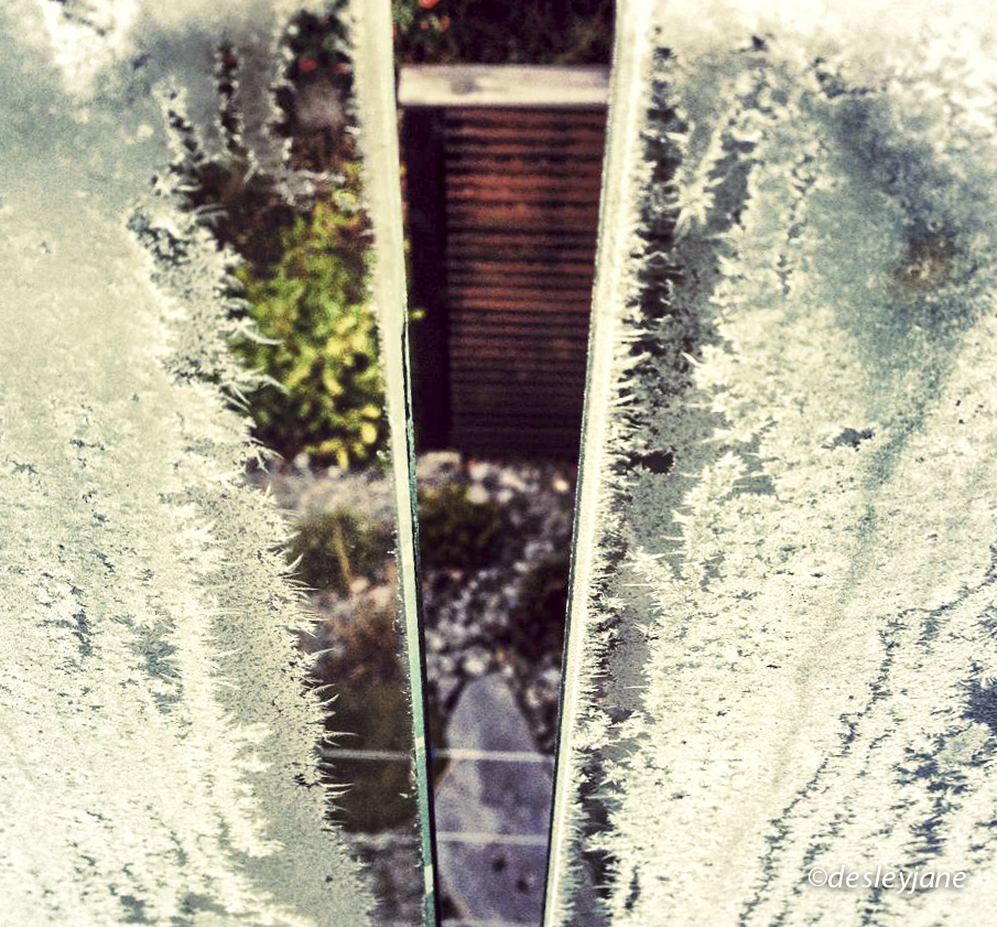Icy Glass.