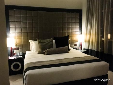 Fraser Bedroom.
