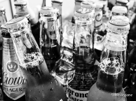A Swarm of Beverages. 17mm f/5.0 1/1600s ISO500 (jpeg)
