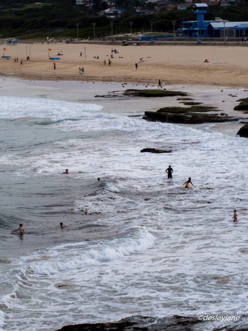 Maroubra Surf. 60mm f/22 1/160s ISO500