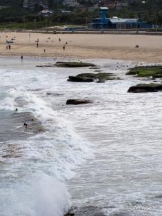 Surf's Kinda Up. 60mm f/22 1/160s ISO200