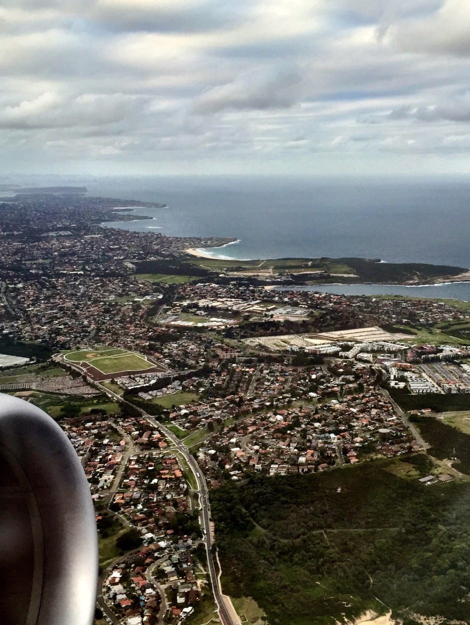 Sydney from Above.