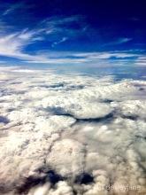 Clouds Abound.