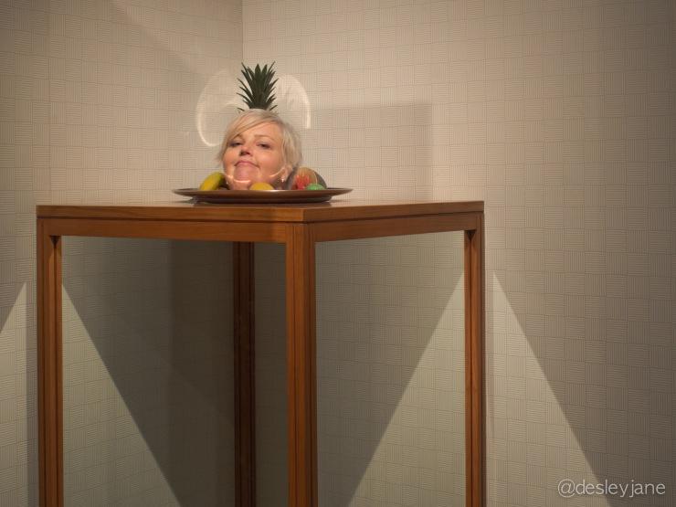 Strange Pineapple