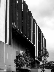 Library - exterior.