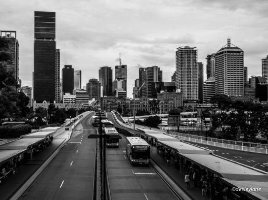Melbourne Street, Brisbane.