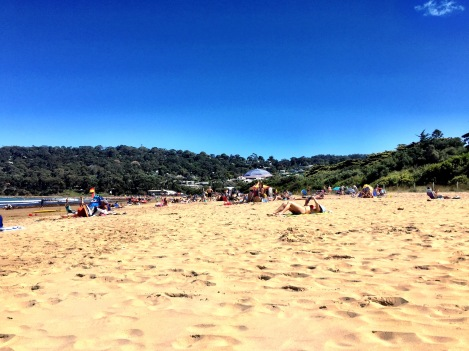 Lorne Beach.
