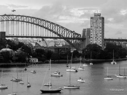 Harbour Bridge.