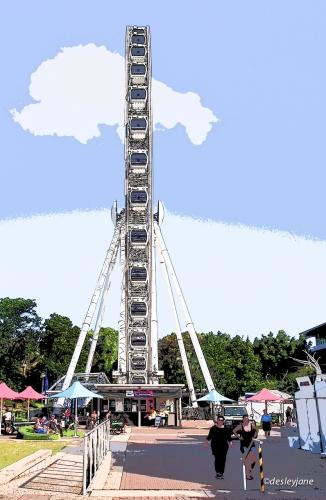 Brisbane Wheel - Key Line Filter.