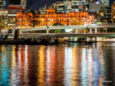 Brisbane River Glow.