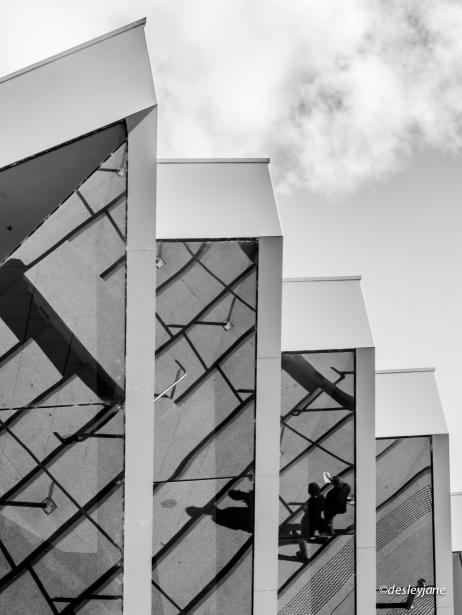 JCSMR - The Helix Building.