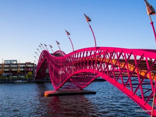 My other bridge.