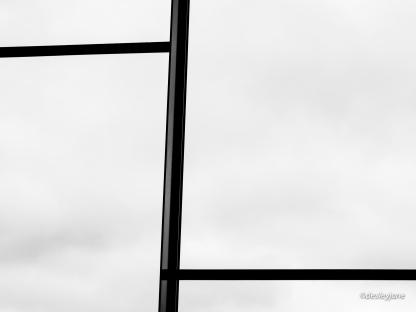 Window in Amsterdam.