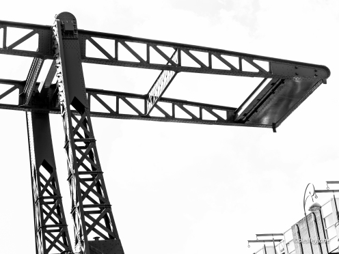 Bridge Signal in Amsterdam.