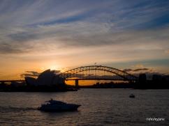 Sunset and Cruiser.