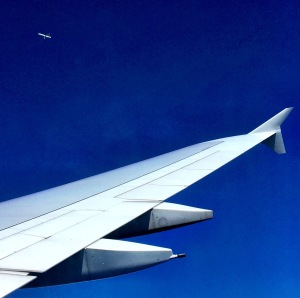 Two planes.