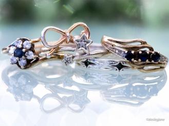 Jewellery on Table.