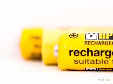 Recharge.