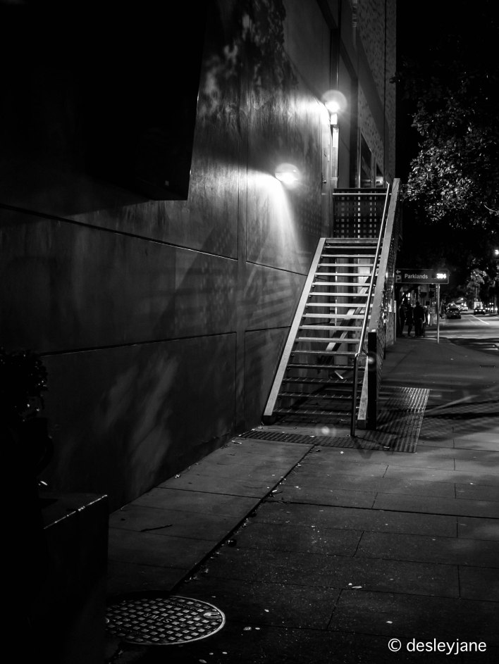 Dark Steps.