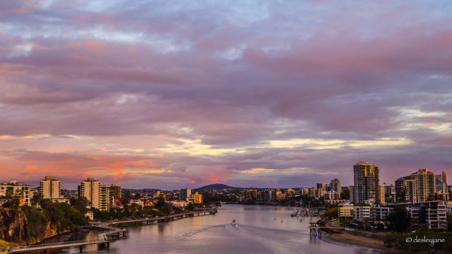 My Brisbane.