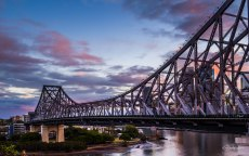 The Bridge Aglow