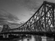 Bridge Post-Sunset