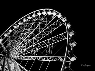 Wheel by Night.