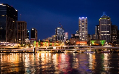 Brisbane by Night - A Preview