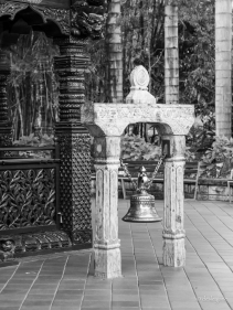 Nepalese Temple Bell.