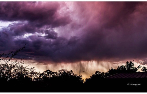 Brisbane Storm - my photo for World Photo Day.