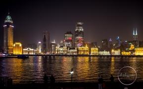 A beautiful city.