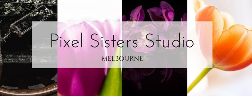 Pixel Sisters Studio-FB Banner