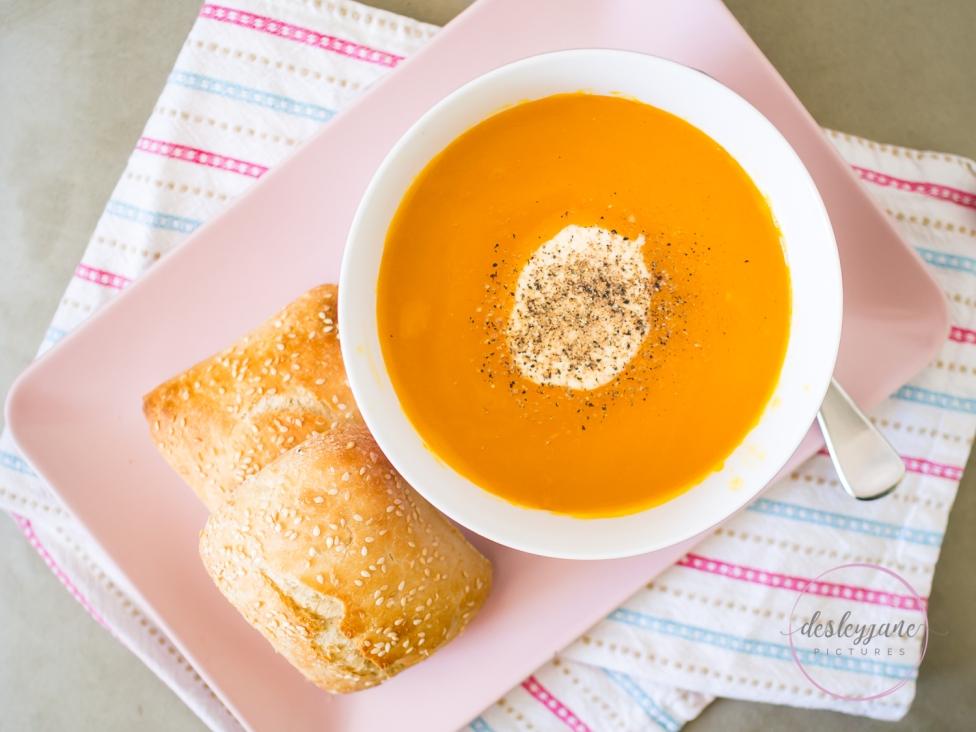 Pumpkin Soup-1