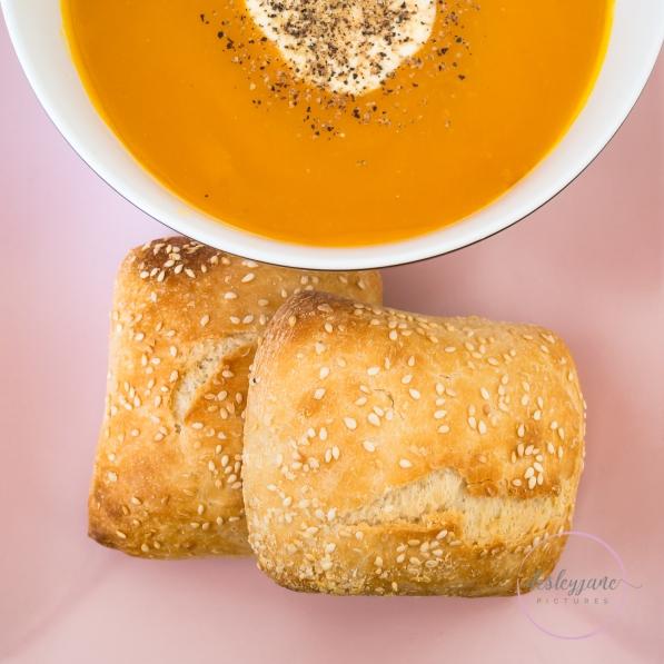 Pumpkin Soup-5