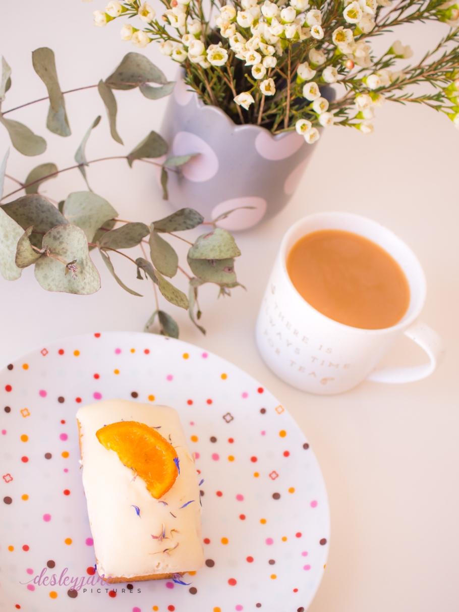 French Early Grey Tea Cake-1