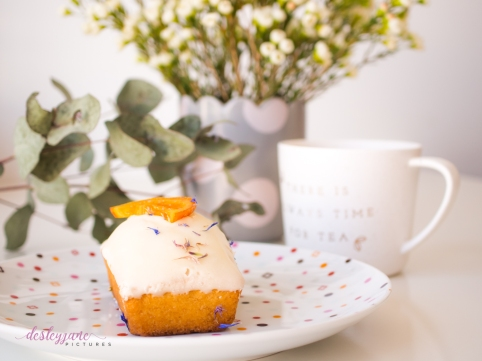 French Early Grey Tea Cake-2