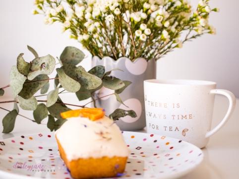 French Early Grey Tea Cake-3