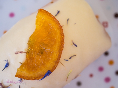 French Early Grey Tea Cake-9