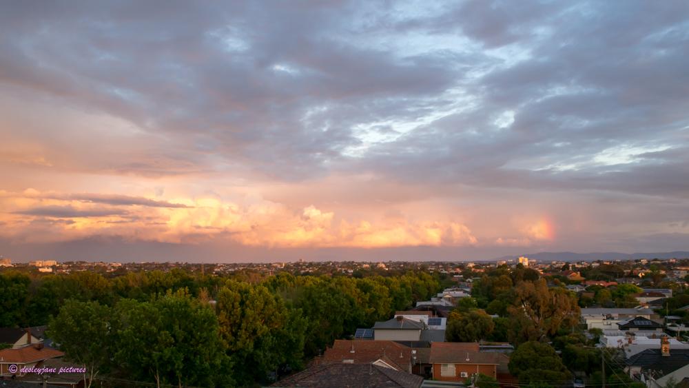 Melbourne Skies-1
