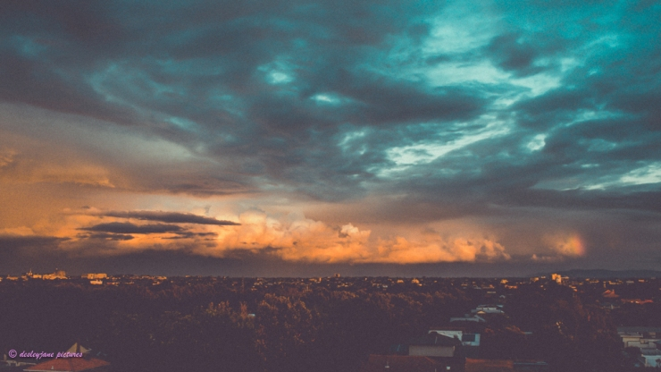 Melbourne Skies-3