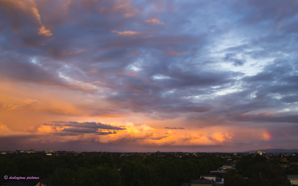 Melbourne Skies-4