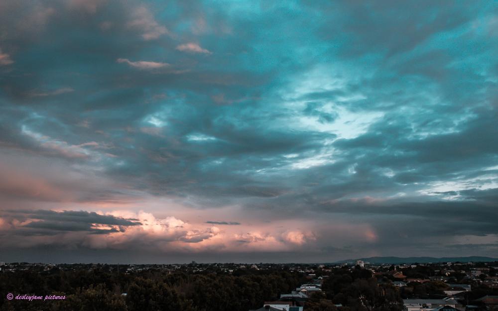 Melbourne Skies-7