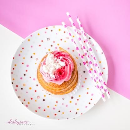Raspberry Cronut-28
